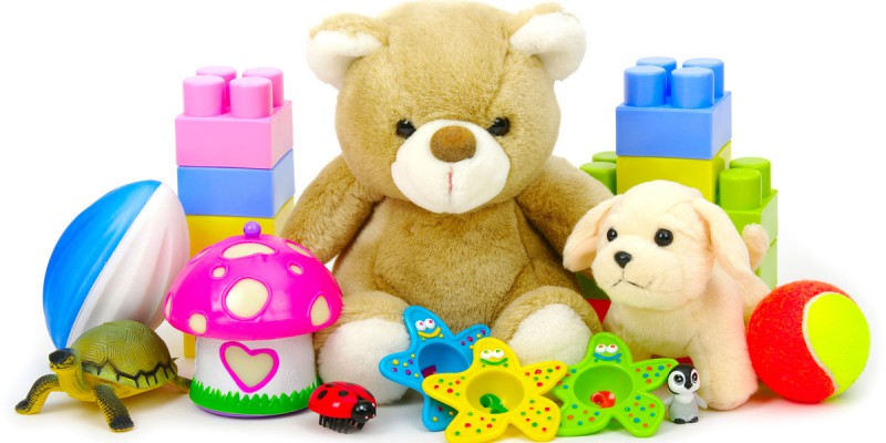 Goods for kindergartens